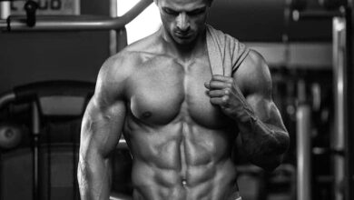 The five rules for gaining muscle mass