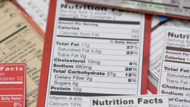 Photo of Tabela Nutricional