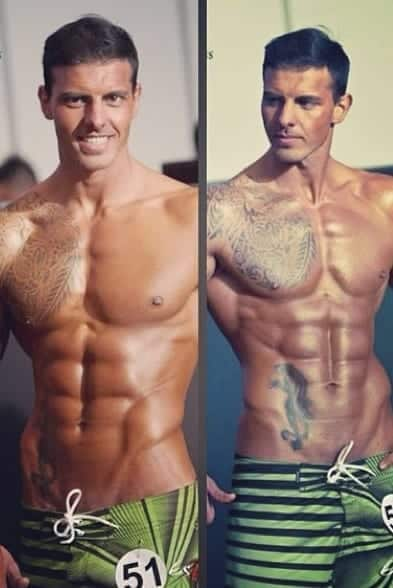sandro carvalho men's physique