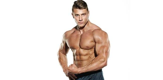 como aumentar biceps