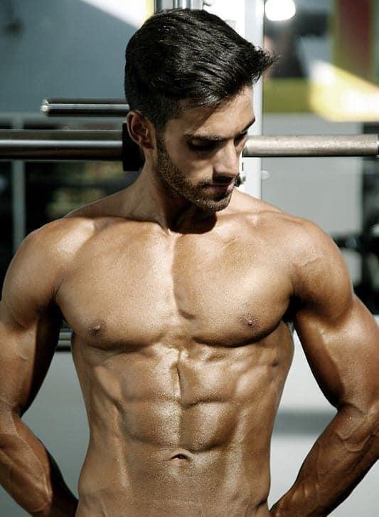 luis postiga men & #039; s physique