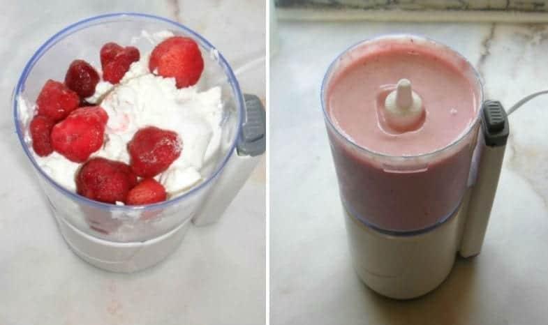whey-free protein shake