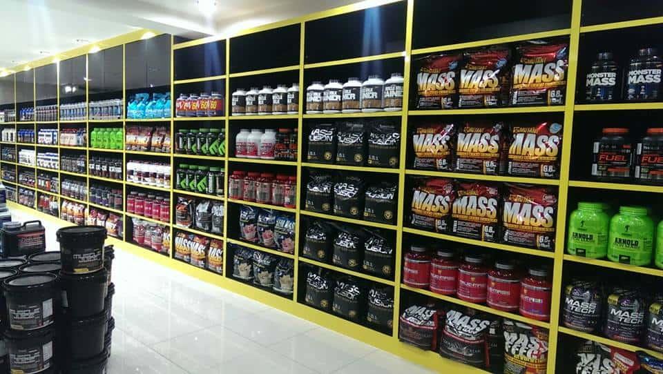 beneficios de la masa muscular suplementos