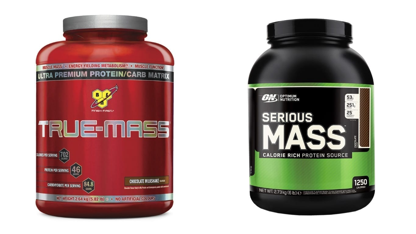 integratori per la massa muscolare