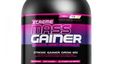 xcore xtreme mass gainer