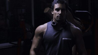 Paul Fernandes intervista il fisico maschile