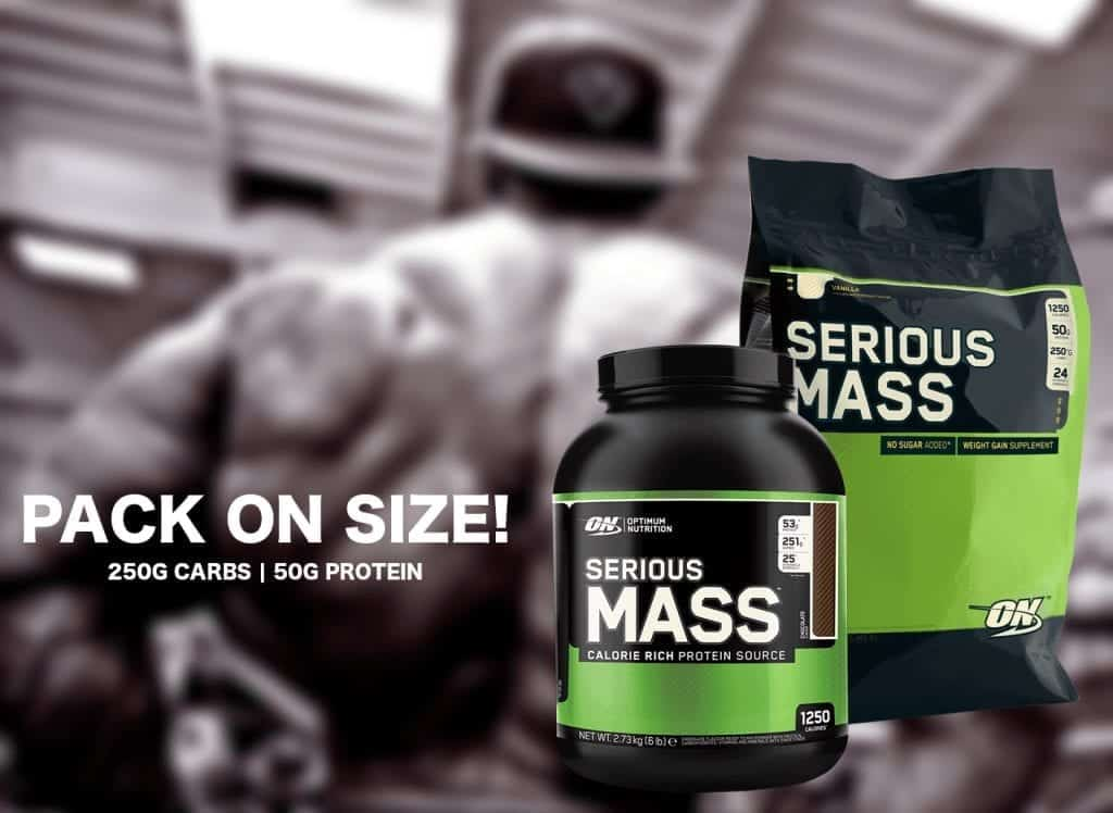 Serious Mass gainer