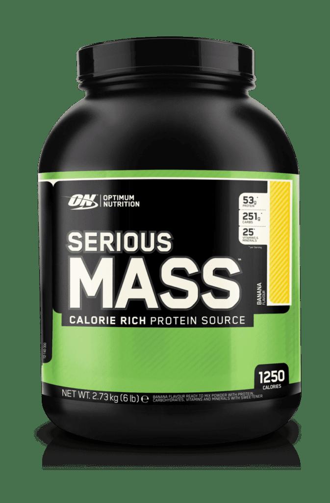 una dieta da 4000 calorie per aumentare la massa muscolare