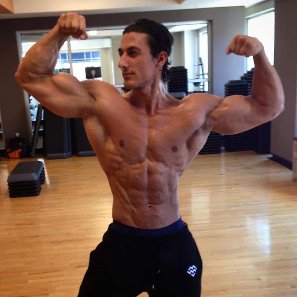 Sadik Hadzovik Biceps