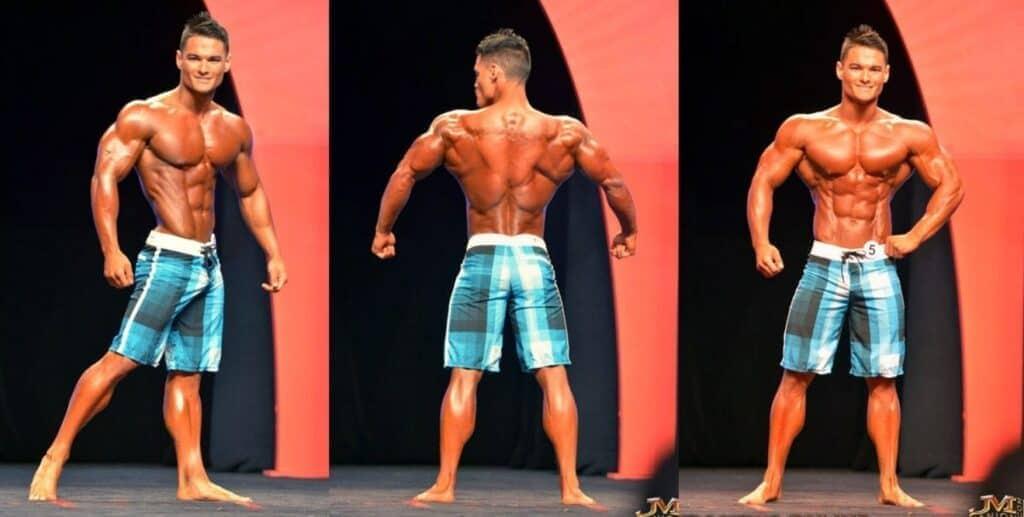 Jeremy Buendia Training