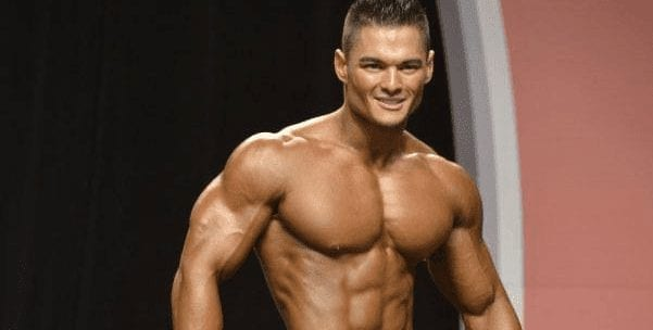 Dieta e formazione - Jeremy Buendia