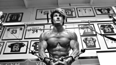 jeff seid gym training