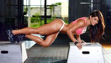 Photo of Dieta e treino – Michelle Lewin