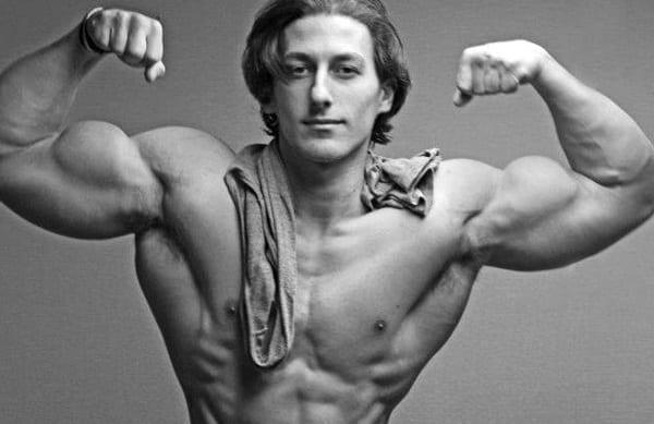 Diet and training Sadik Hadzovic