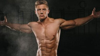 Diet and Training - Steve Cook