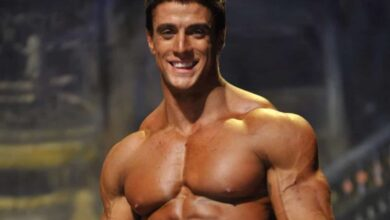 Diet and training - Jaco de Bruyn