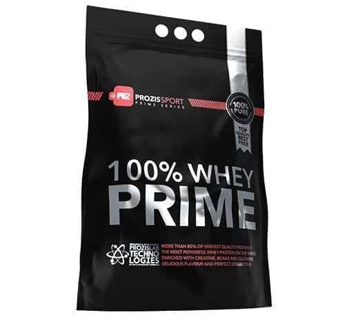 100% Whey Prime Prozis - Revisión