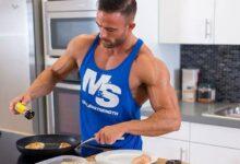 Bild von Was zu essen, um Muskelmasse zu gewinnen