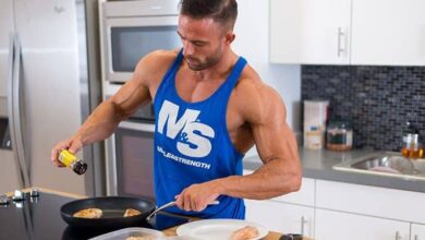Photo of What to eat to gain muscle mass