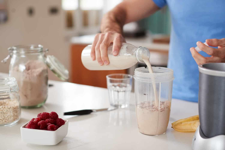 proteína de suero como tomar