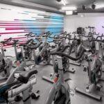 ginásio pump fitness nações