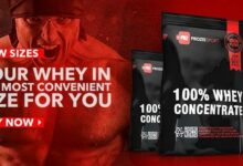 Prozis 100% Whey Concentrate - Analysis