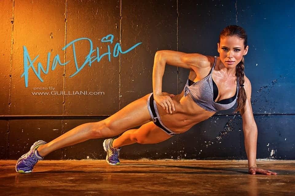 Ana Delia De Iturrondo - Training Plan