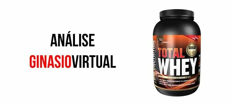 Gold Nutrition Total Whey - Analysis