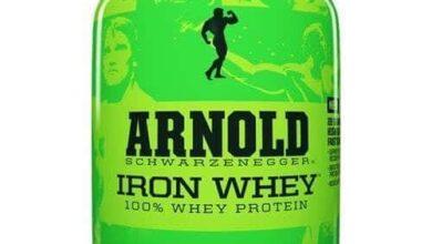 Arnold Iron Whey - Analyse