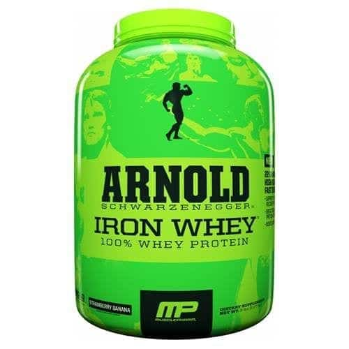 Arnold Iron Whey - Recensione