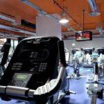 ginásio fitness hut amoreiras