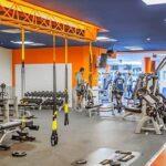 ginásio fitness hut trindade