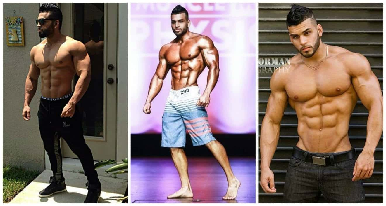 gerardo gabriel training and diet