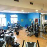 ginásio get healthy carregado