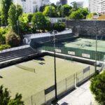campo de ténis gcp