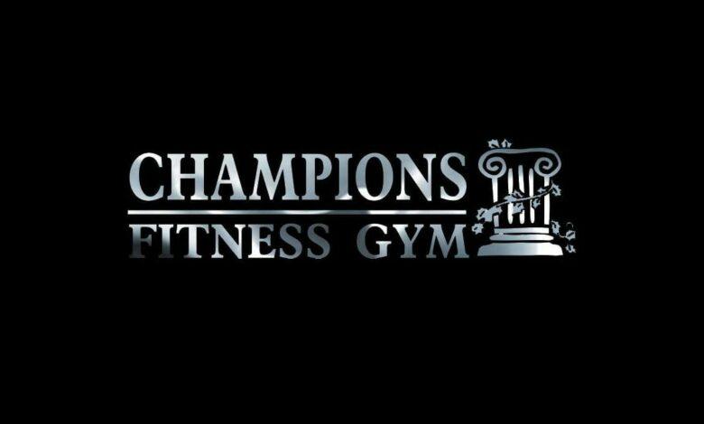 campeones fitness gym quarteira