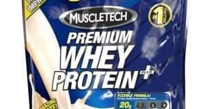 muscletech whey plus