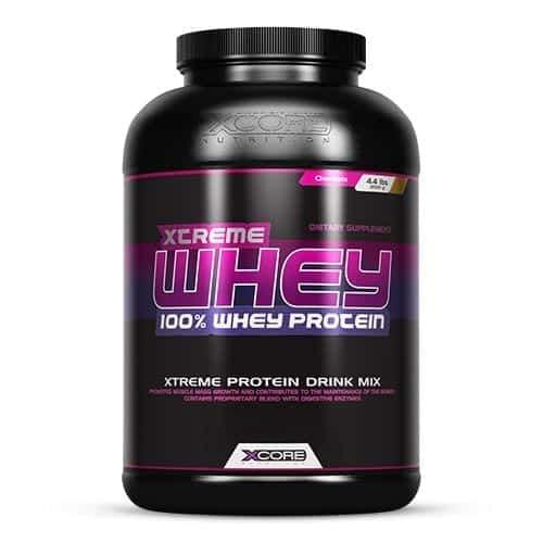 Xcore Xtreme Whey Protein - Análise