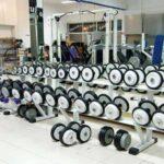 ginofitness sala de musculação