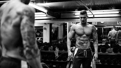Ross Dickerson - Plan de entrenamiento