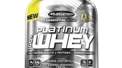 Muscletech Platinum Whey - Recensione
