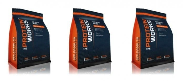 the protein works whey
