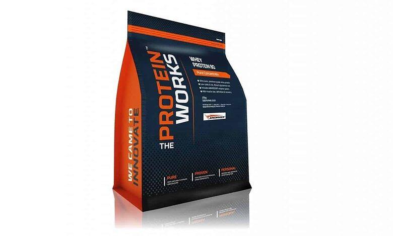 The Protein Works Whey Protein 80 - Analysis