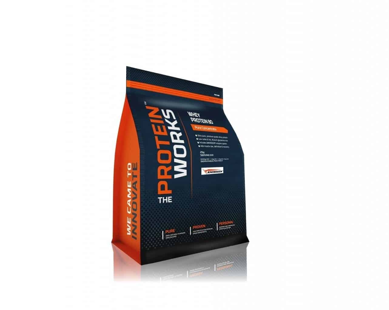 The Protein Works Whey Protein 80 - Análisis