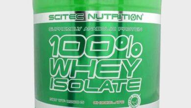 scitec whey isolate protein