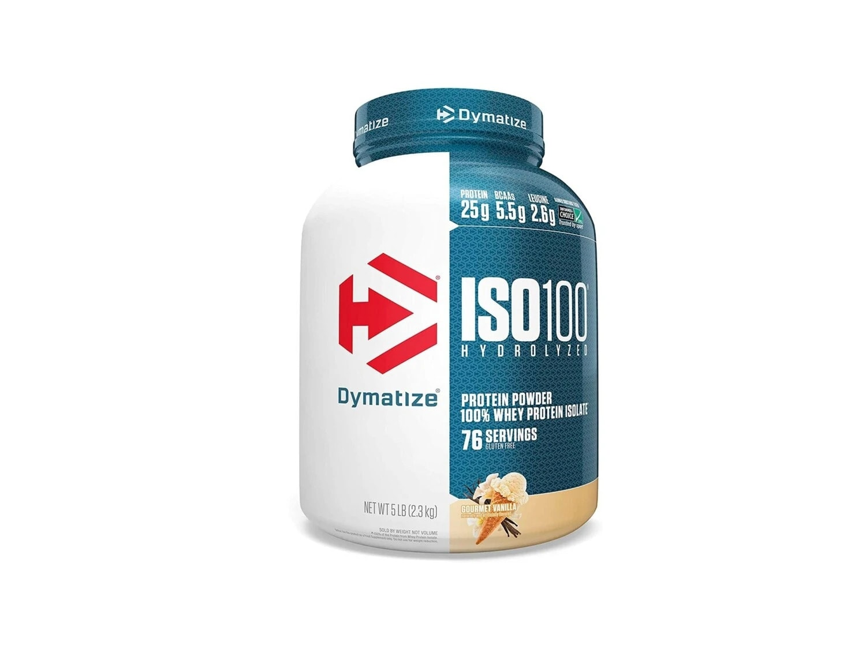 dymatize-iso100 whey