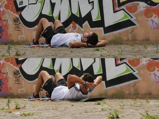 flexão_do_tronco