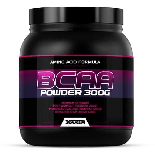 A pack of BCAA's