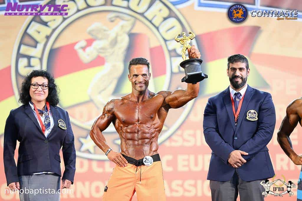 nelson rodrigues mens physique ifbb