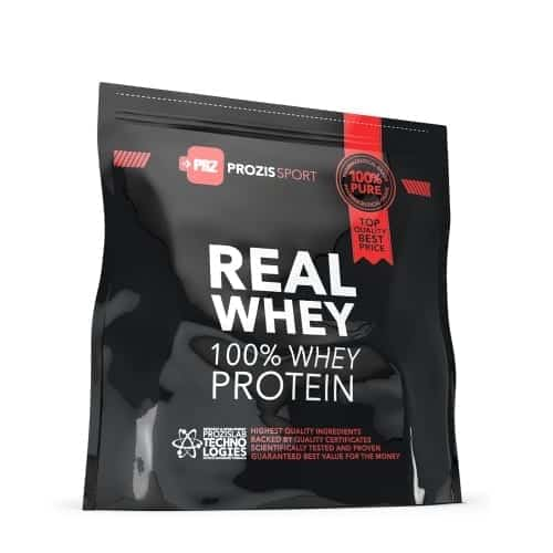 Real Whey Protein - Análisis